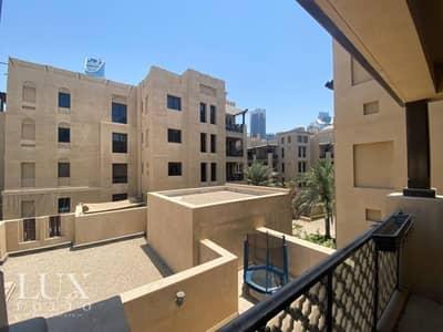 شقة 3 غرف نوم للايجار في المدينة القديمة، دبي - OT Specialist | Vacant | Study + Maids Room