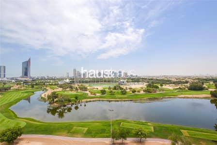 3 Bedroom Apartment for Rent in The Hills, Dubai - Big Unique Unit | Chiller Free | Golf Course View