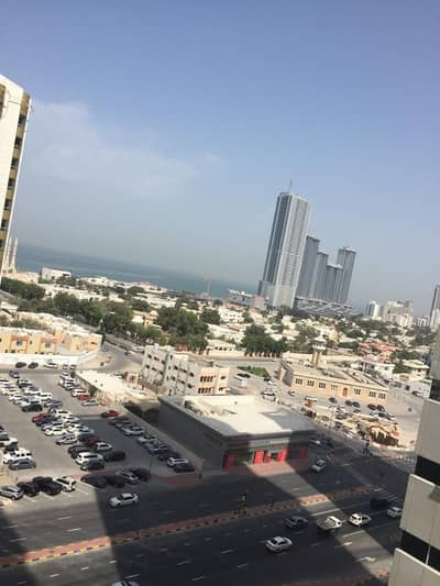 Studio for Rent in Al Sawan, Ajman - Studio Availble for rent ajman one perhal sea veiw 16000 yealy with parking