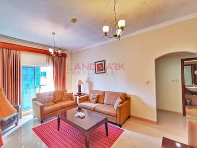 1 Bedroom Flat for Rent in Barsha Heights (Tecom), Dubai - Next To Metro | TECOM | 1BR | No chiller | Partially Furnished | Balcony | Pool | Gym