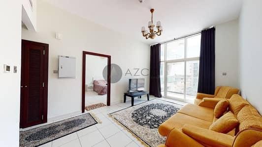1 Bedroom Flat for Rent in Dubai Studio City, Dubai - Fully Furnished   Unique layout  Lavishly designed