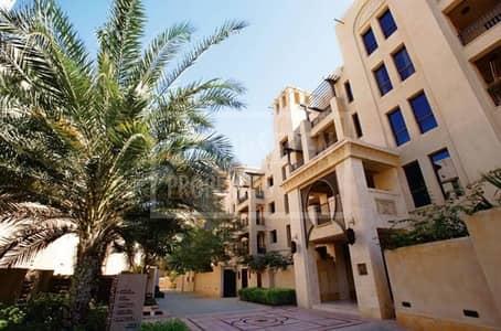فلیٹ 1 غرفة نوم للايجار في المدينة القديمة، دبي - Lovely apartment quiet overlooking the community