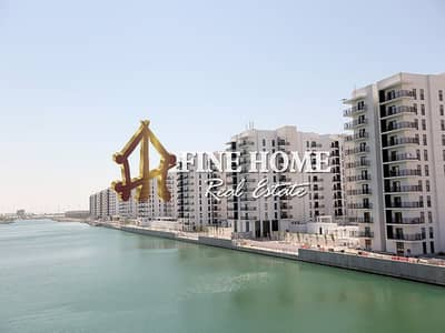 3 Bedroom Flat for Sale in Yas Island, Abu Dhabi - Sea world View apartment ! 0% Commission