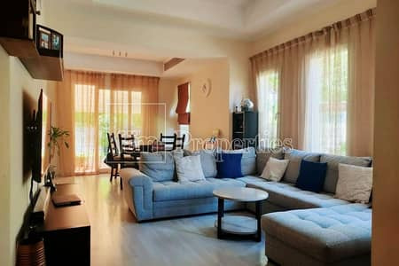 3 Bedroom Villa for Sale in The Springs, Dubai - Corner villa with a Park view | Single row