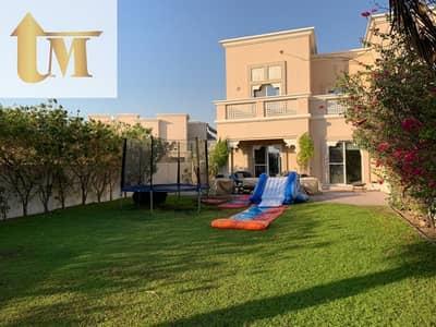 فیلا 3 غرف نوم للبيع في واحة دبي للسيليكون، دبي - 3bedroom Maids Study Villa for sale Cedre Villa