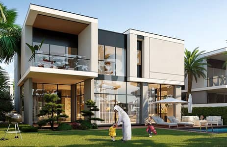 Modern Villas| 2% DLD Waiver| Ready in Q4 2024