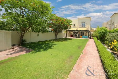 3 Bedroom Villa for Sale in The Lakes, Dubai - Extended | 3 Bedroom | Large Plot for Sale