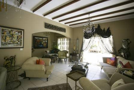 فیلا 5 غرف نوم للبيع في السهول، دبي - Fully Upgraded |Private Pool |Huge Plot |VOT