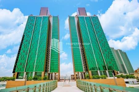 شقة 2 غرفة نوم للبيع في جزيرة الريم، أبوظبي - Hot Deal! Move In Today Magnificent City View Apt