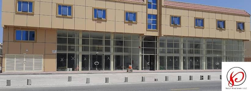 معرض تجاري  للايجار في الجرف، عجمان - معرض تجاري في الجرف الصناعية 1 المنطقة الصناعية الجرف الجرف 120000 درهم - 5161070