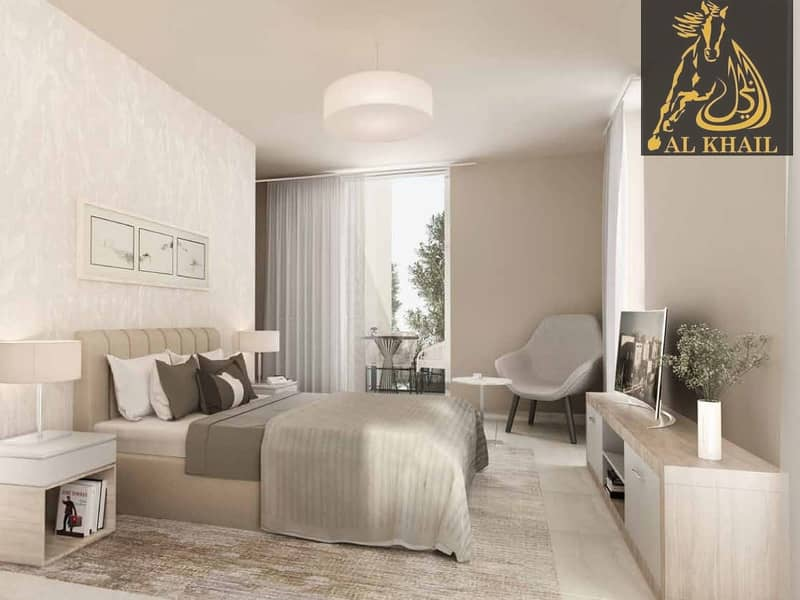 19 Pay 10% & Get Ready to Move Into Stylish 2BR Apartment in Mudon
