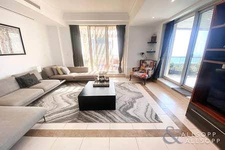 شقة 3 غرف نوم للبيع في دبي مارينا، دبي - Two Terraces | Rare Apartment | Upgraded