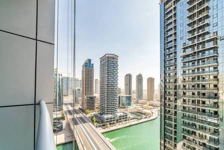 3 Bedroom Apartment for Rent in Dubai Marina, Dubai - Luxury Furnished 3BR Marina view with Balcony