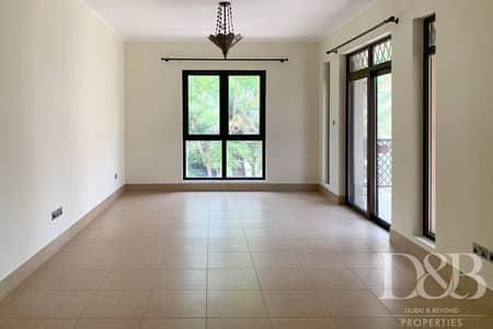 شقة 1 غرفة نوم للايجار في المدينة القديمة، دبي - Bright | Spacious | Vacant | Chiller Free