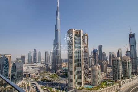 Exclusive! Full Burj View | Furnished 2BR | Rented