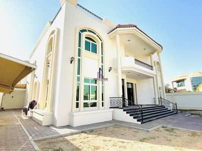 Lavish 5 Bedroom villa + Maid Room + driver Room | In  Elyash Sharjah