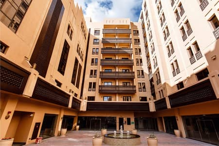1 Bedroom Apartment for Rent in Deira, Dubai - SPACIOUS 1BHK NEAR GYM POOL FREE PARKING FAMILY ONLY