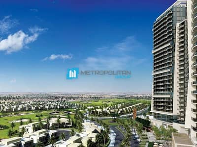 Hotel Apartment for Sale in DAMAC Hills (Akoya by DAMAC), Dubai - Amazing Golf view I Best Investment I Furnished
