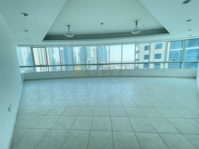 4 Bedroom Flat for Rent in Dubai Marina, Dubai - Lowest priced 4bed in Horizon tower   Multiple Chqs