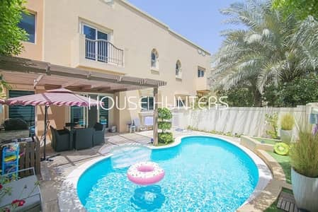 فیلا 4 غرف نوم للبيع في مدينة دبي الرياضية، دبي - EXCLUSIVE: TH2 in Oliva with Swimming Pool