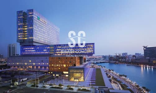 5 Bedroom Penthouse for Sale in Al Maryah Island, Abu Dhabi - Canal View | Penthouse | Huge Layout