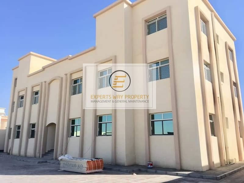 Spacious 1BHK Neat And Clean available for rent near mafraq hospital