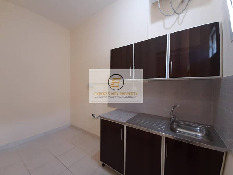 22 Spacious 1BHK Neat And Clean available for rent near mafraq hospital