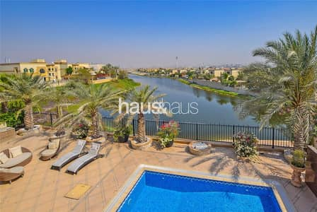 4 Bedroom Villa for Sale in Jumeirah Islands, Dubai - Exclusive | Fully Upgraded | Call Joff
