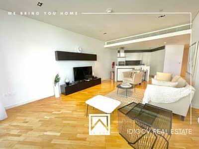 فلیٹ 1 غرفة نوم للايجار في جزيرة بلوواترز، دبي - Amazing View  | Large Size | Outstanding Offer