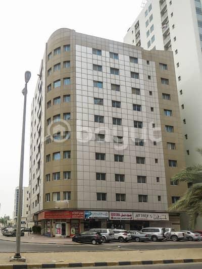 1 Bedroom Apartment for Rent in Al Nuaimiya, Ajman - 1 BEDROOM APARTMENT AVAILABLE FOR RENT| ABU JUMEIZA BUILDING, AL NUAIMIA 2, AJMAN