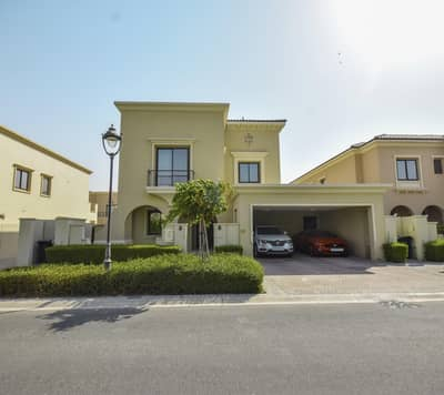 5 Bedroom Villa for Sale in Arabian Ranches 2, Dubai - Near Pool and Park | Type 4 | 5BR+M Samara | Spacious Layout