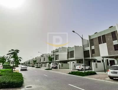 3 Bedroom Townhouse for Sale in Akoya Oxygen, Dubai - Multiple Options   Ready To Move   Excellent Amenities   VIP