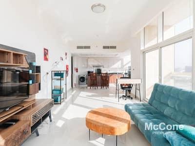 فلیٹ 2 غرفة نوم للبيع في قرية جميرا الدائرية، دبي - Genuine Resale | High Floor | Bright and Spacious