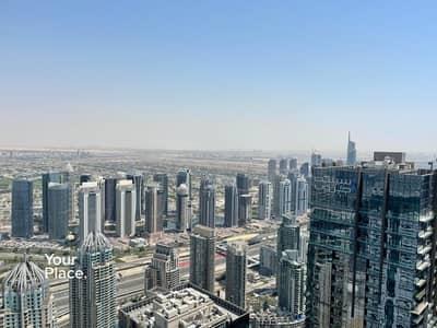 3 Bedroom Apartment for Sale in Dubai Marina, Dubai - Marina And Sea View  - High Floor - Vacant