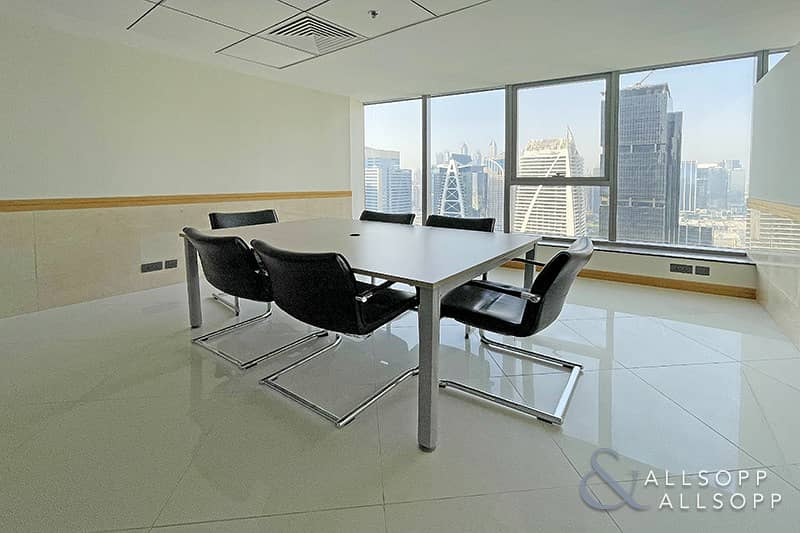 Furnished Office | Partitioned | Close To Metro