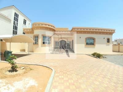 3 Bedroom Villa for Rent in Falaj Hazzaa, Al Ain - Amazing 3Bhk Ground Floor Villa For Rent Falaj Hazza 120K