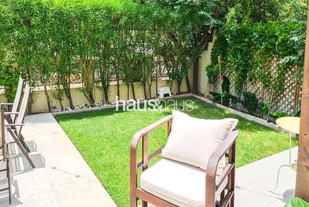3 Bedroom Townhouse for Rent in Al Furjan, Dubai - Park Facing   July   Prime Location