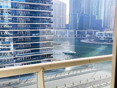 1 Bedroom Apartment for Rent in Dubai Marina, Dubai - 45k | Marina View | Immaculate Unit | Vacant