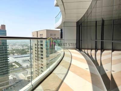 """فلیٹ 2 غرفة نوم للايجار في منطقة الكورنيش، أبوظبي - """"No Commission"""" Brand New 2 BR with Balcony & All Facilities"""