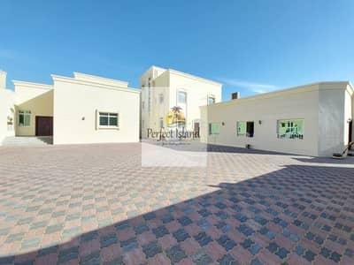 9 Bedroom Villa for Rent in Mohammed Bin Zayed City, Abu Dhabi - Brand New Luxurious 9 BR   Huge Yard   Luxury Finishing