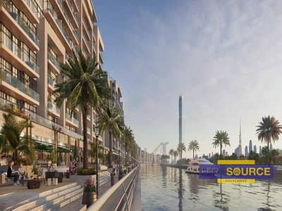 1 Bedroom Flat for Sale in Meydan City, Dubai - 0% Agent Fee   20% Down payment   Modern Layout