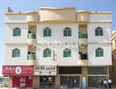 Studio for Rent in Al Mowaihat, Ajman - Studio Apartment(Central AC)Al-Mowaihat-Ajman