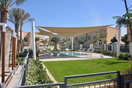 2 Bedroom Townhouse for Sale in Dubailand, Dubai - LAST UNIT P8!! Mortgage available!!  Corner big &  plot