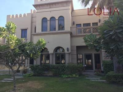 3 Bedroom Villa for Sale in Palm Jumeirah, Dubai - Amazing Community | Canal Cove | 3Bhk W/ Maidroom