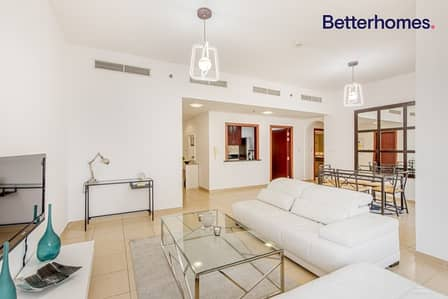 فلیٹ 2 غرفة نوم للايجار في جميرا بيتش ريزيدنس، دبي - Sea and Marina Views   with Luxury Appliances