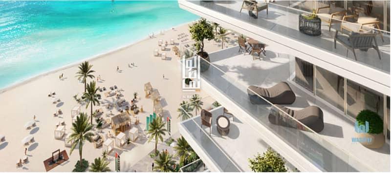 2 Gorgeous  beachfront 2bedroom