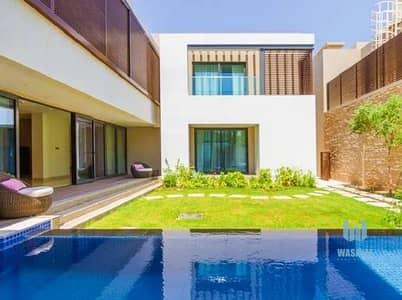 4 Bedroom Villa for Sale in Mohammed Bin Rashid City, Dubai - Luxurious Villa! Best Time to Invest in Dubai Market!! Smart house system. . .