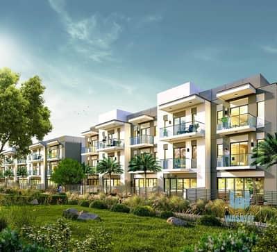تاون هاوس 4 غرف نوم للبيع في مدينة محمد بن راشد، دبي - Ready to move 4bedroom TH! 3 levels! Your Next smart & luxury homes!