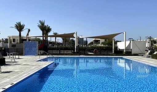 تاون هاوس 5 غرف نوم للايجار في دبي هيلز استيت، دبي - 5bedroom Villa/ TYPE 3E -HANDED OVER - PARK VIEW.