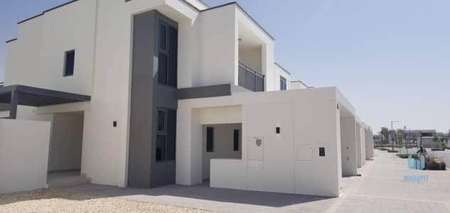 5 Bedroom Villa for Rent in Dubai Hills Estate, Dubai - 5BR  Villa - 3E -HANDED OVER - PARK VIEW. good location. . .